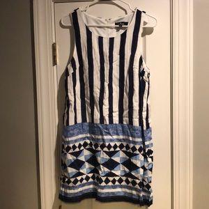 Women's shift dress size L